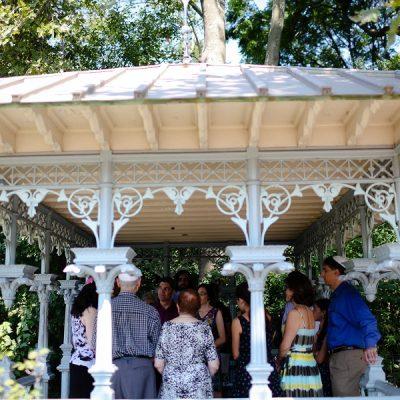 Vow Renewal at Ladies' Pavilion, Central Park