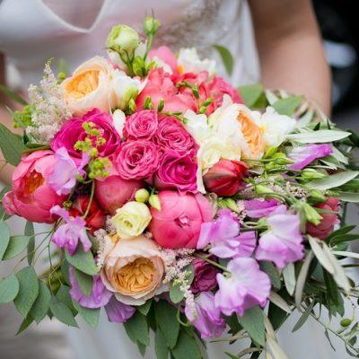 Wedding Flower Ideas | Outdoor Weddings
