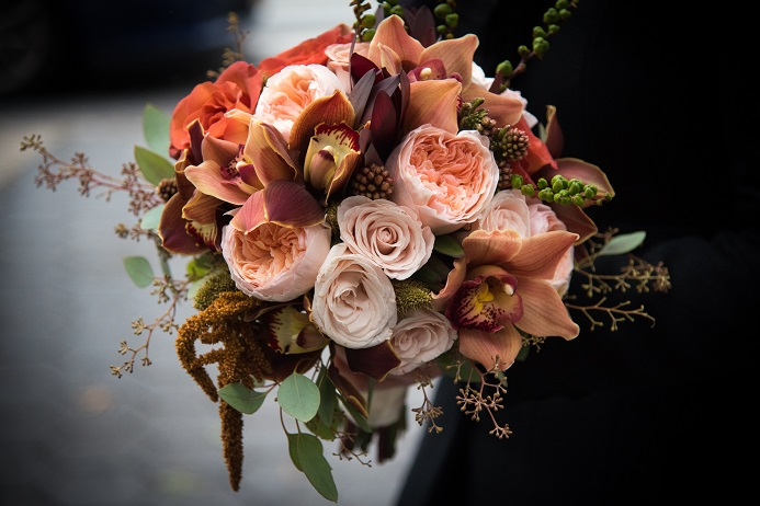 fall-bridal-bouquet-muted-tones