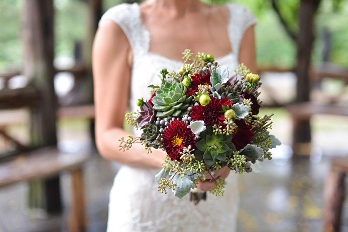 fall-succulent-bouquet