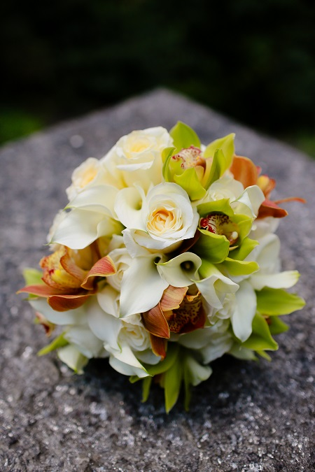 green-orchid-bridal-bouquet