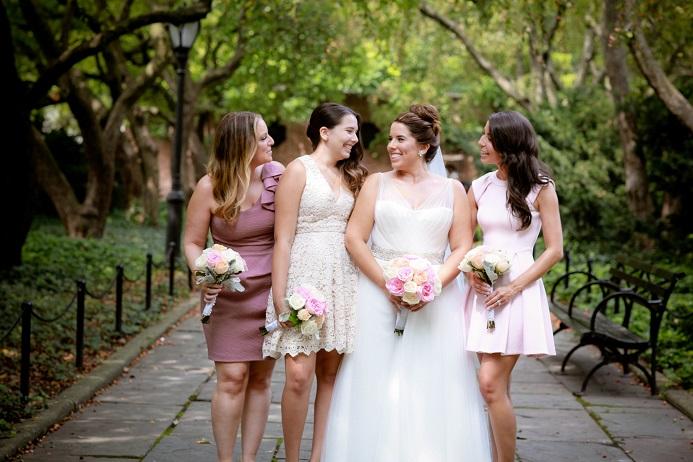 central-park-bridal-party