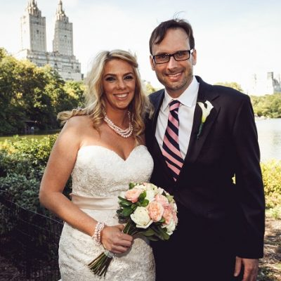 Central Park Wedding on Cherry Hill