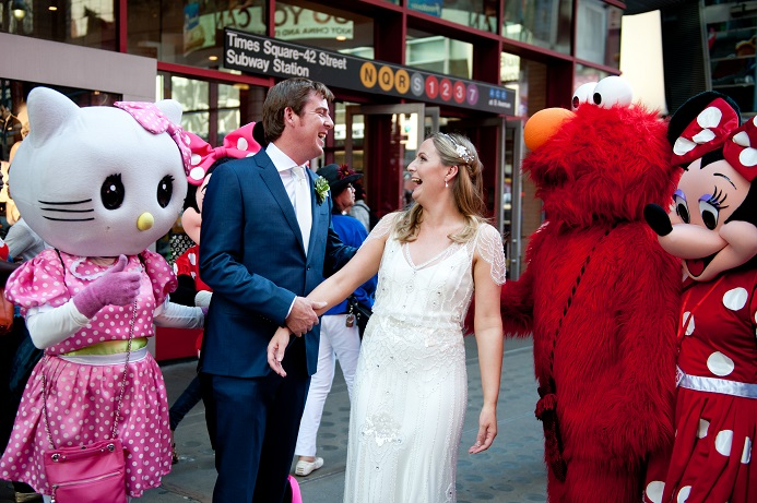 times-square-wedding-photo