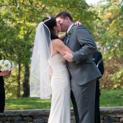 Summit Rock Wedding in Central Park