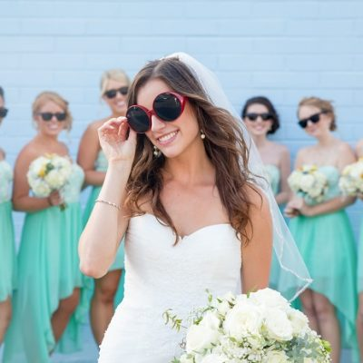 Our Favorite Wedding Party Shots