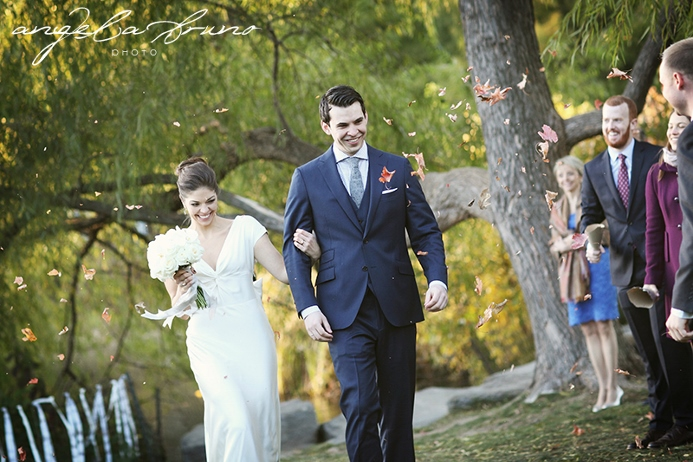 fall-leaves-central-park-wedding-ceremony