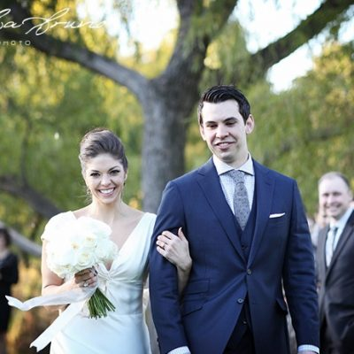 Central Park Wedding at Turtle Pond