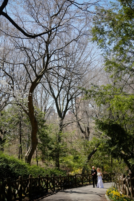 bridal-processional-central-park