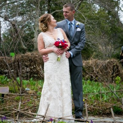 Intimate Wedding at Shakespeare Garden, Central Park