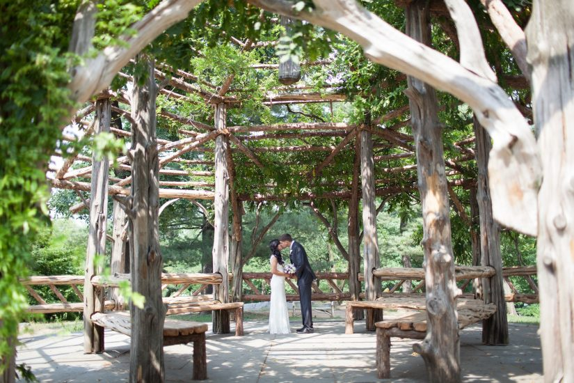 Cop Cot A Central Park Wedding Get Married In Nyc