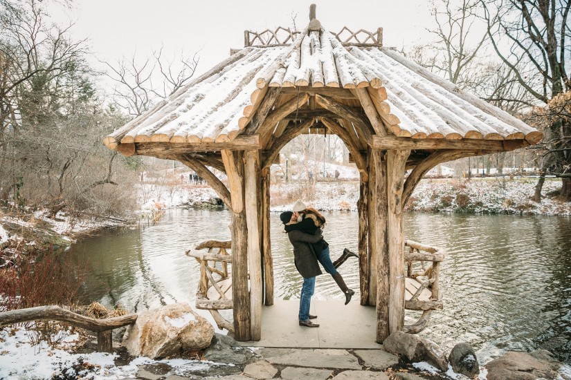 Wagner Cove - A Central Park Wedding | Get Married in NYC