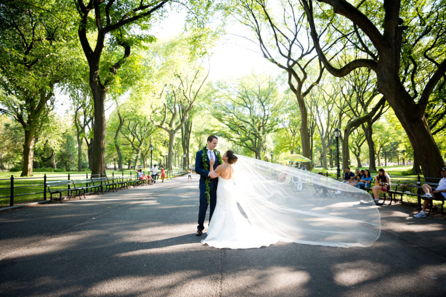 A-Central-Park-Wedding-The-Mall